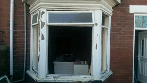 Bay Window Before